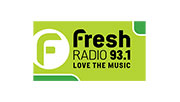 Fresh Radio 93.1 logo
