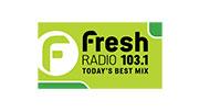 Fresh Radio 103.1 logo