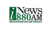 iNews 880 logo