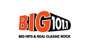 BIG 101.1 logo