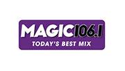 Magic 106.1 logo
