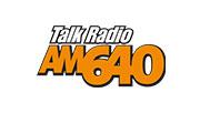 Talk Radio AM640 logo