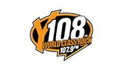 Y108 logo